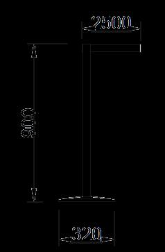 Geländer Flexibel Maße